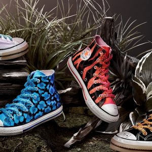 The Converse x Dr Woo Reveal collection will arrive in Singapore, September 6