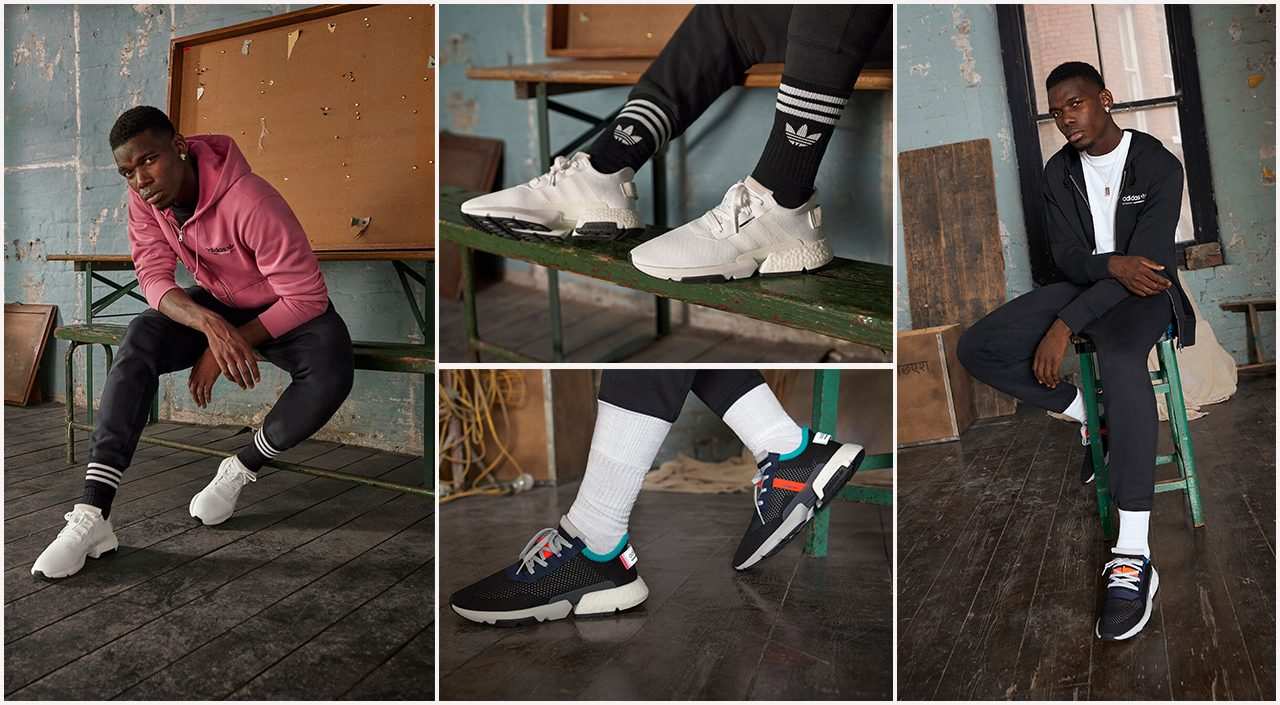 Adidas originals POD System Paul Pogba