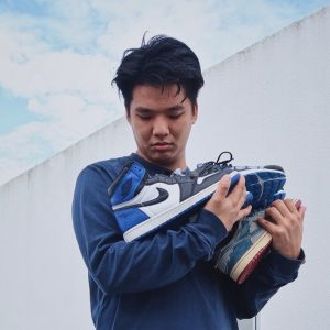 Singapore Sneaker Collector Tim Suen