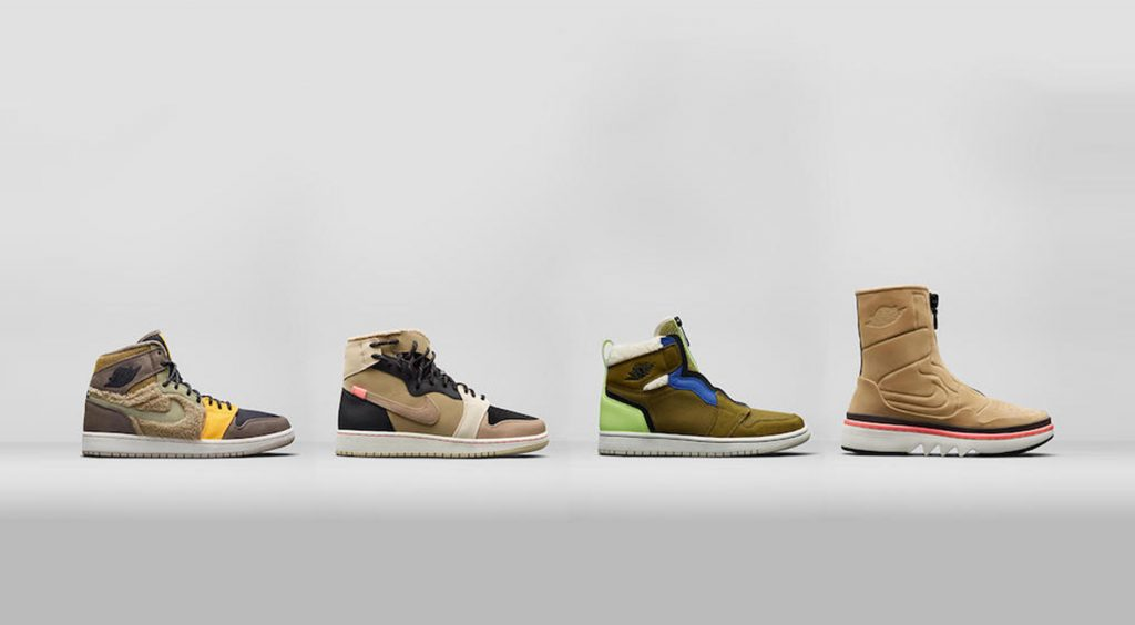 Air Jordan Women's Holiday collection