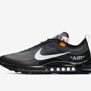 Off-White and Nike present a collab Air Max 97