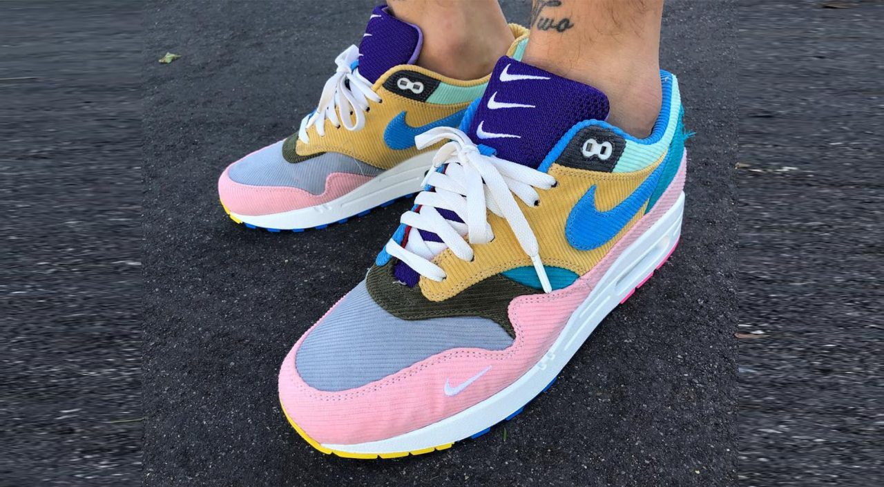 finest selection 59d9e c409a Sean Wotherspoon Air Max 1 Bespoke Unveiled | Straatosphere