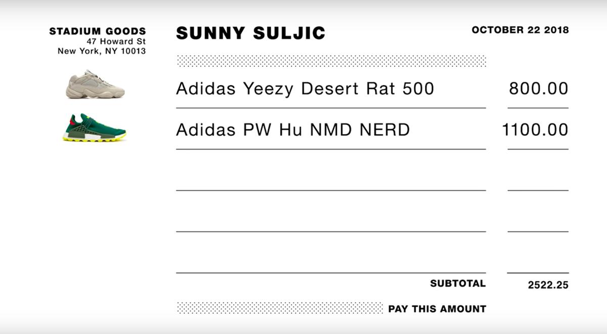 Jonah Hill Sneaker Shopping sunny suljic