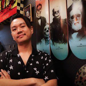 Mark Ong SBTG