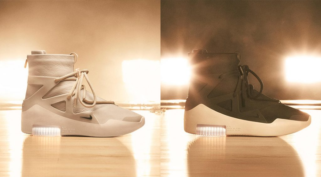 Nike Air Fear of God 1 Singapore