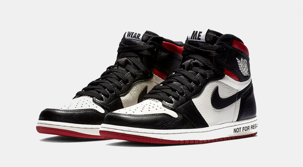Nike anniversary week Air Jordan 1 Not For Resale
