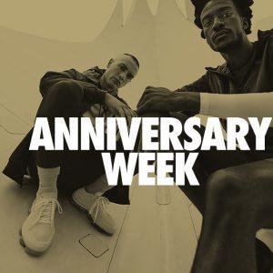 Nike Anniversary Week