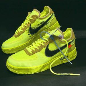 Off-White x Nike AF1