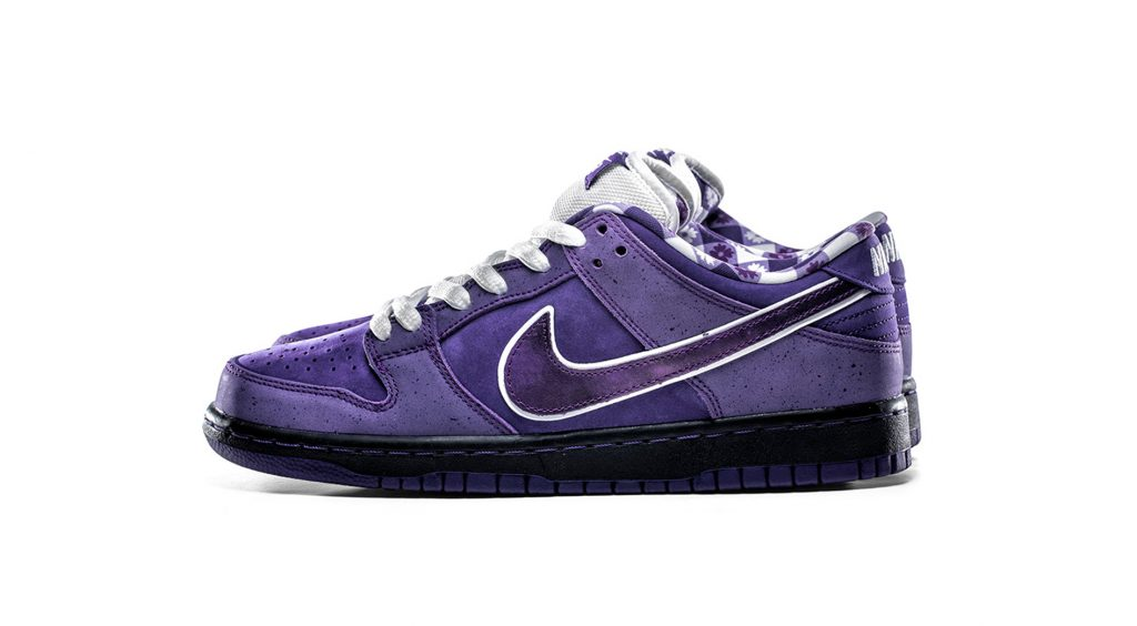 "Nike SB Dunk ""Purple Lobster"""