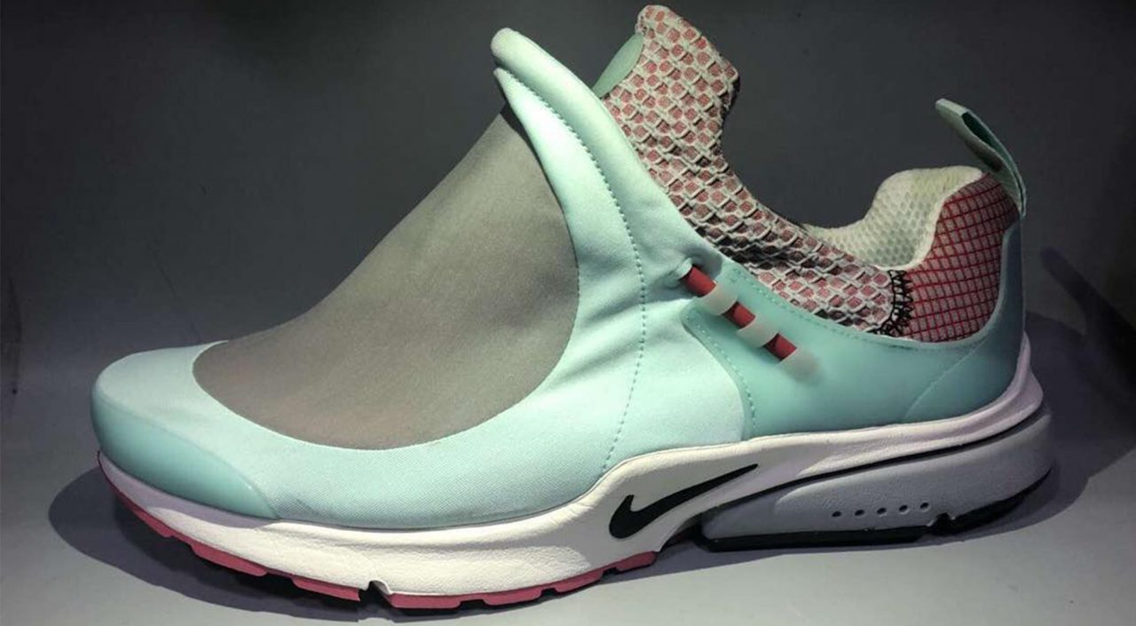 CDG Homme x Nike Air Presto Foot Tent