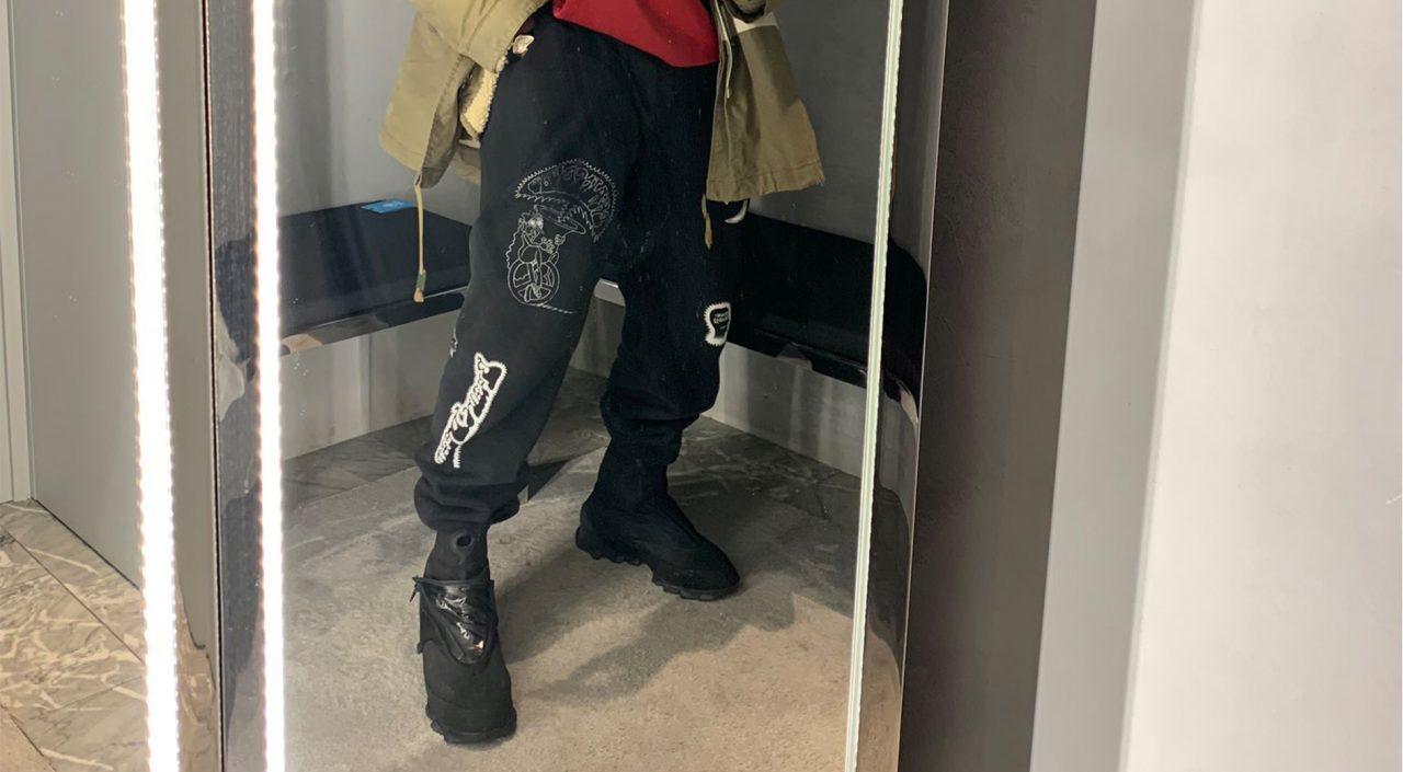 Yeezy 2019 Boot
