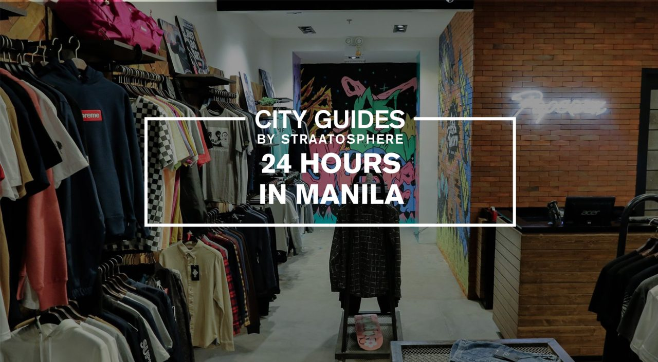 Manila Streetwear
