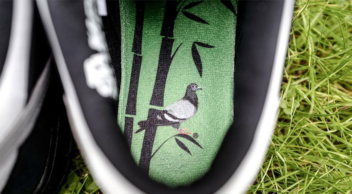 best website 1c6eb 58553 Nike SB Dunk Low Panda Pigeon Will Be Staple's Third Dunk Low