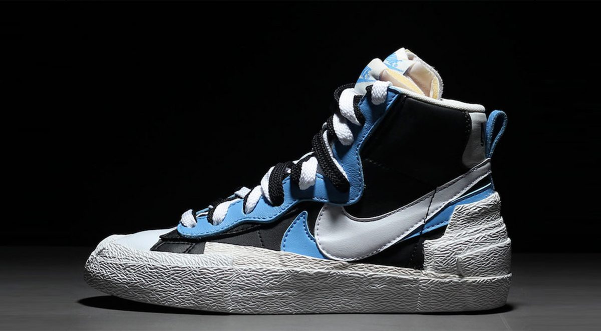 Sacai x Nike Blazer Gets A Release Date For 2019 Drop