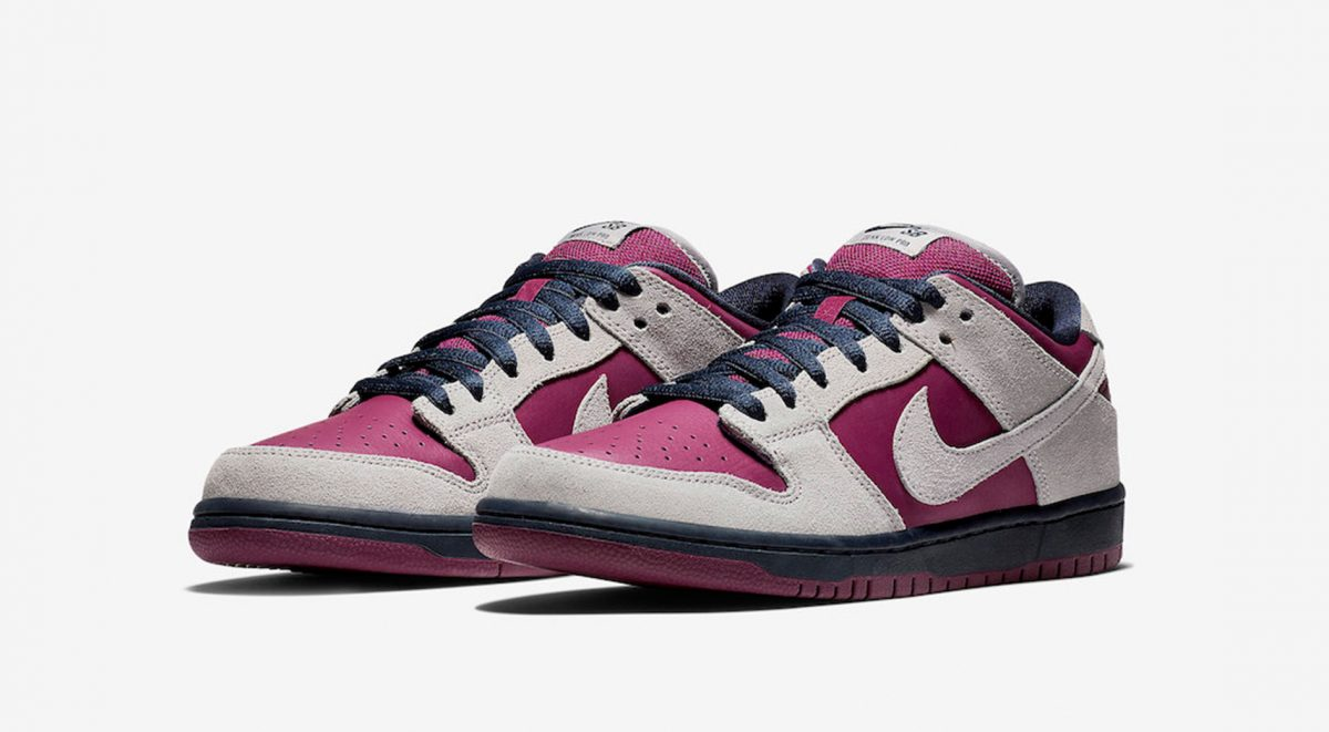 5e289feac78ea1 The Nike SB Dunk Low Gets A Color Update In 2019