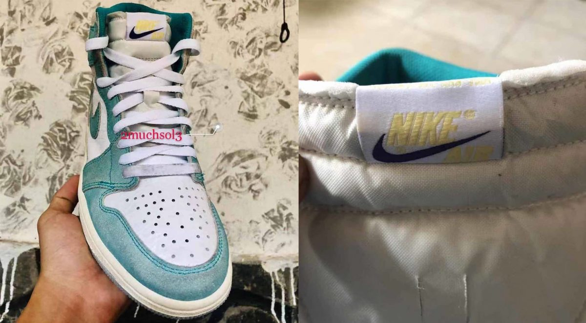 The Air Jordan 1 Turbo Green 2019 Gives Off 1985 Vibes