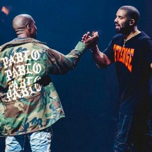 Kanye West Drake Feud on Twitter
