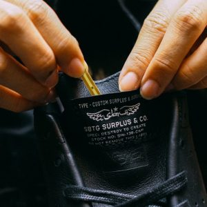 Counterfeit sneakers sbtg nike authentication