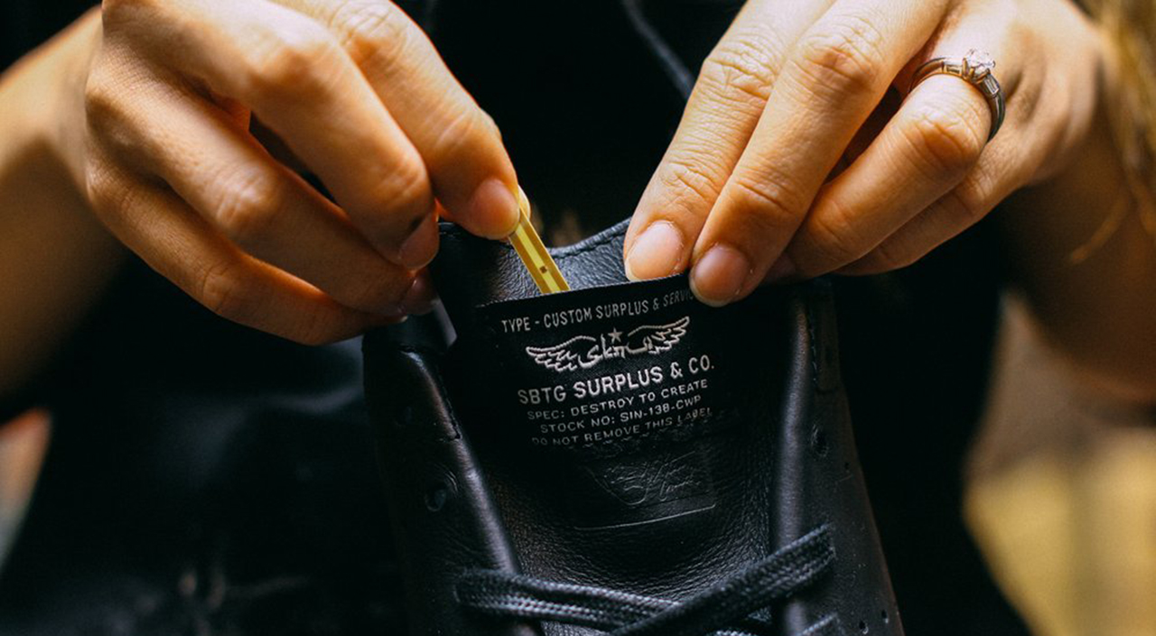Counterfeit Sneakers: How Will Technology Help Fight This