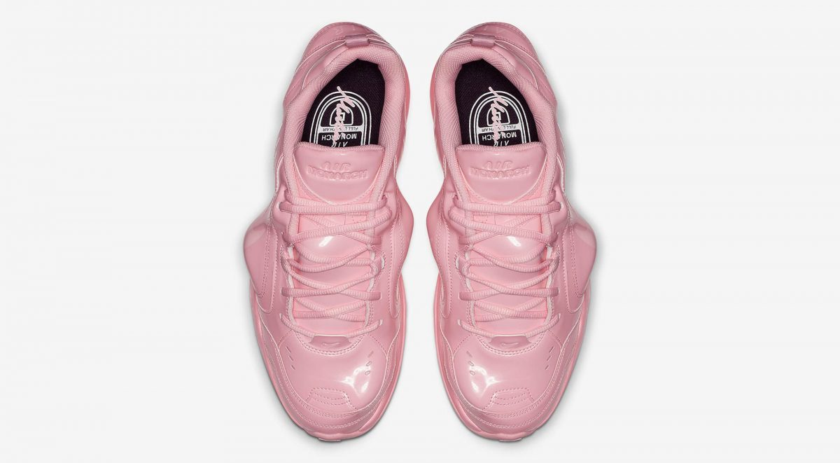 be0bdfb311a8 The Martine Rose x Nike Air Monarch Is As Unique As It Gets