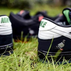 Panda meets the Bird as Staple and Nike tease the third collaborative