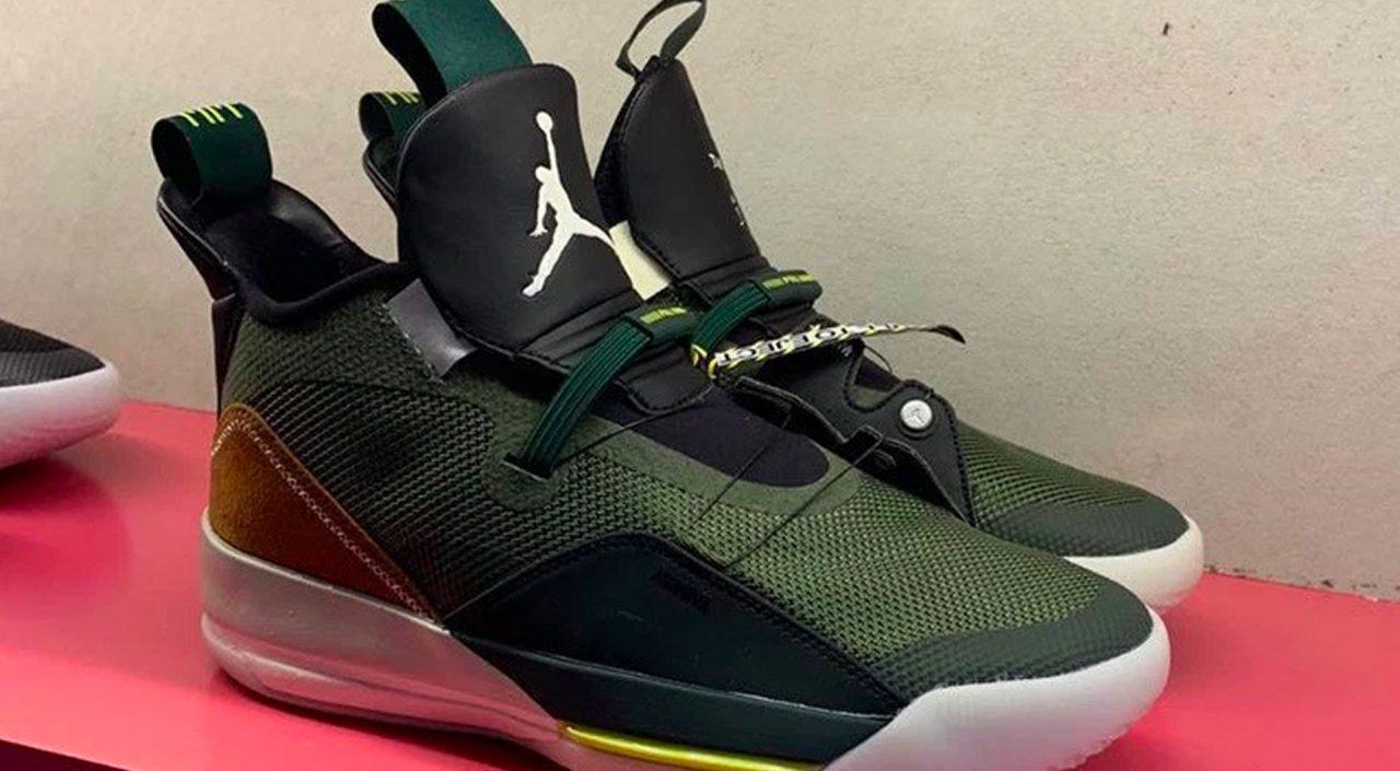 Travis Scott x Air Jordan 33