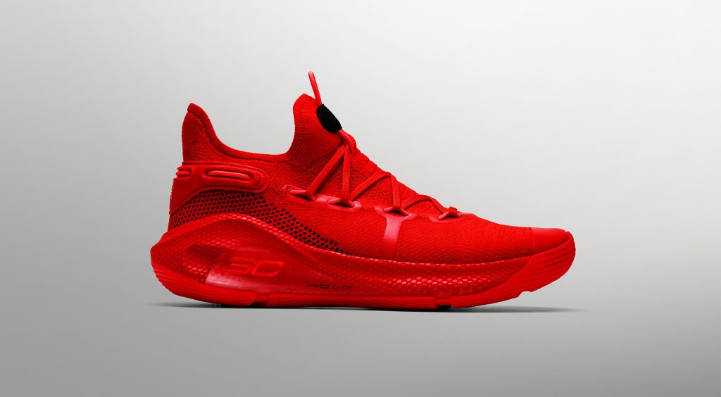 Under Armour Curry 6 Singapore
