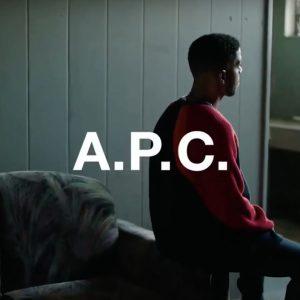 A.P.C. x Kid Cudi