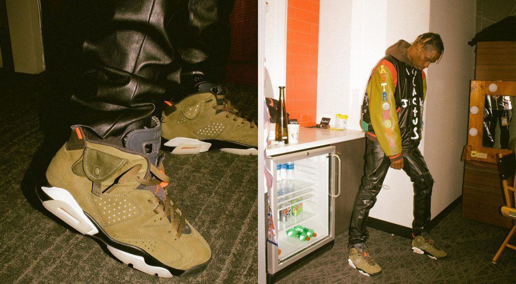 Cactus Jack Air Jordan 6