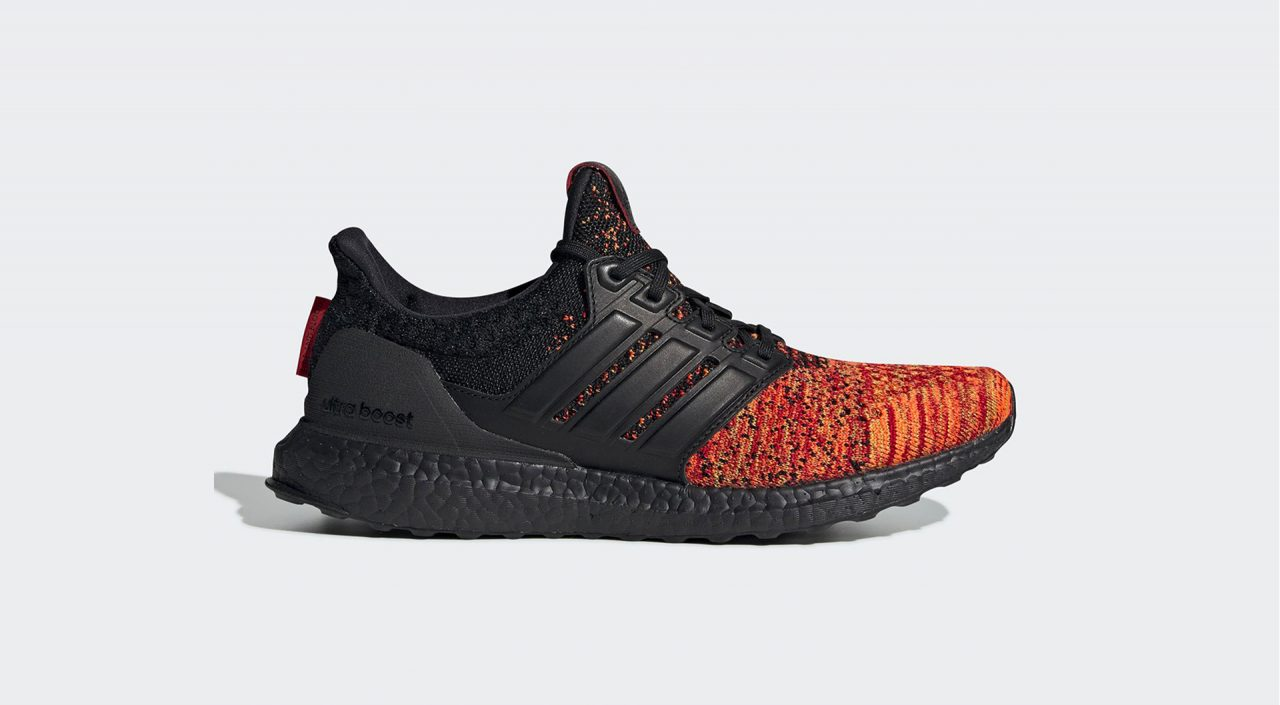 big sale be80f 5e62b Game Of Thrones x Adidas Ultraboost Full Collection Finally ...