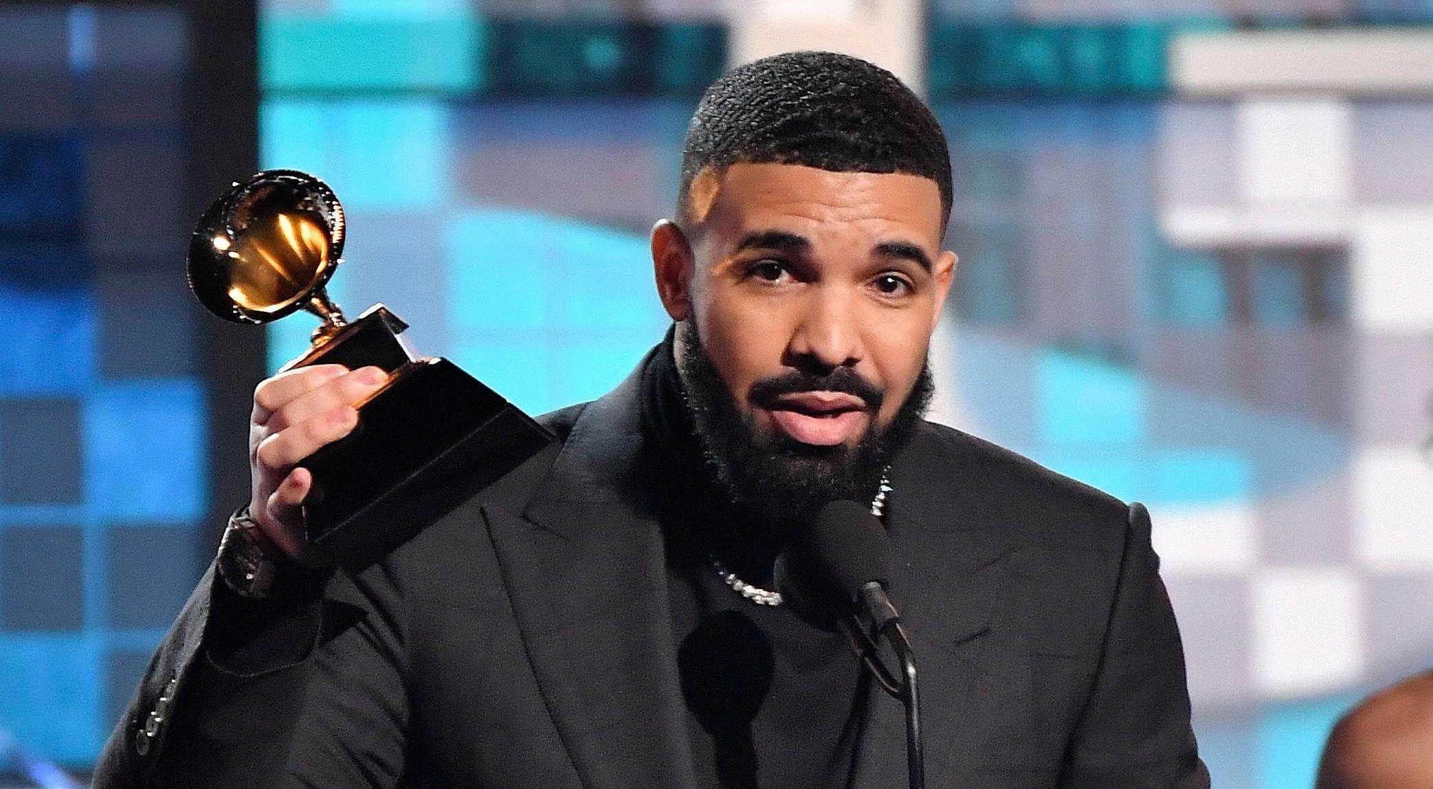 Grammy Award 2019 drake