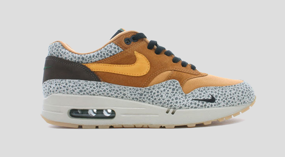 First atmos x Air Max 1 collaboration History of Air max