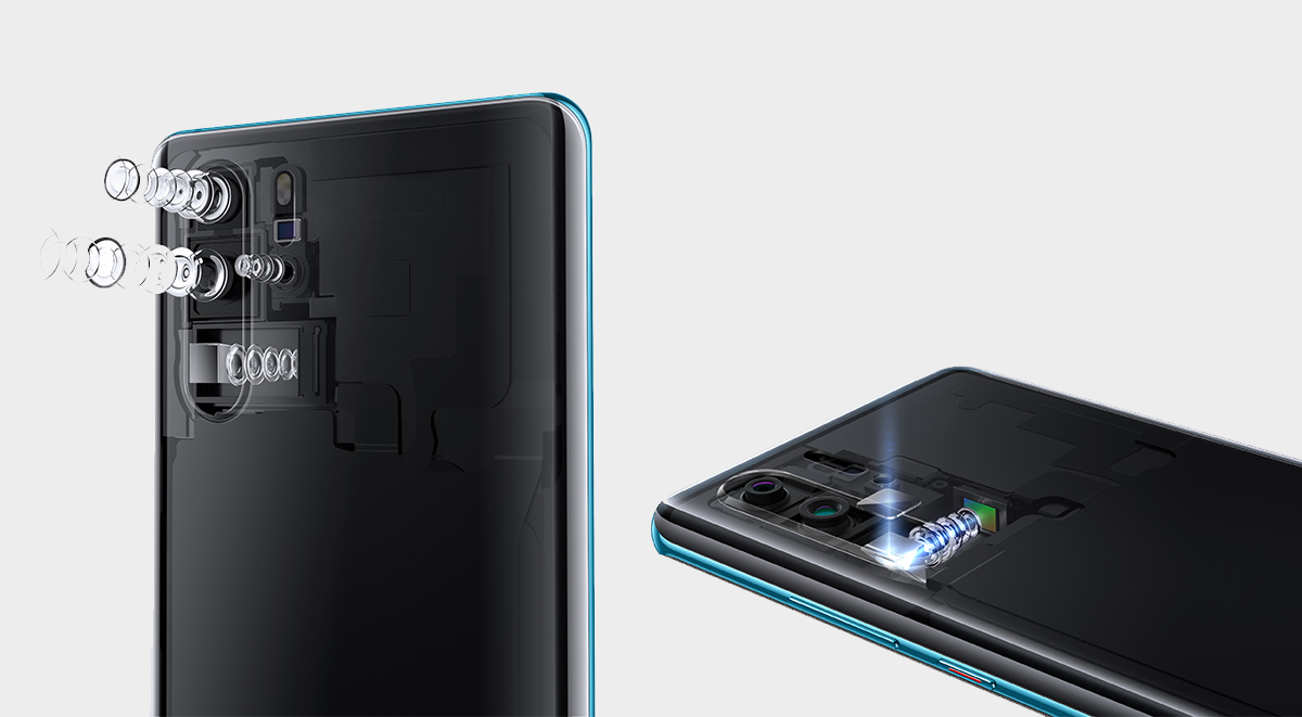 HUAWEI P30 Series camera