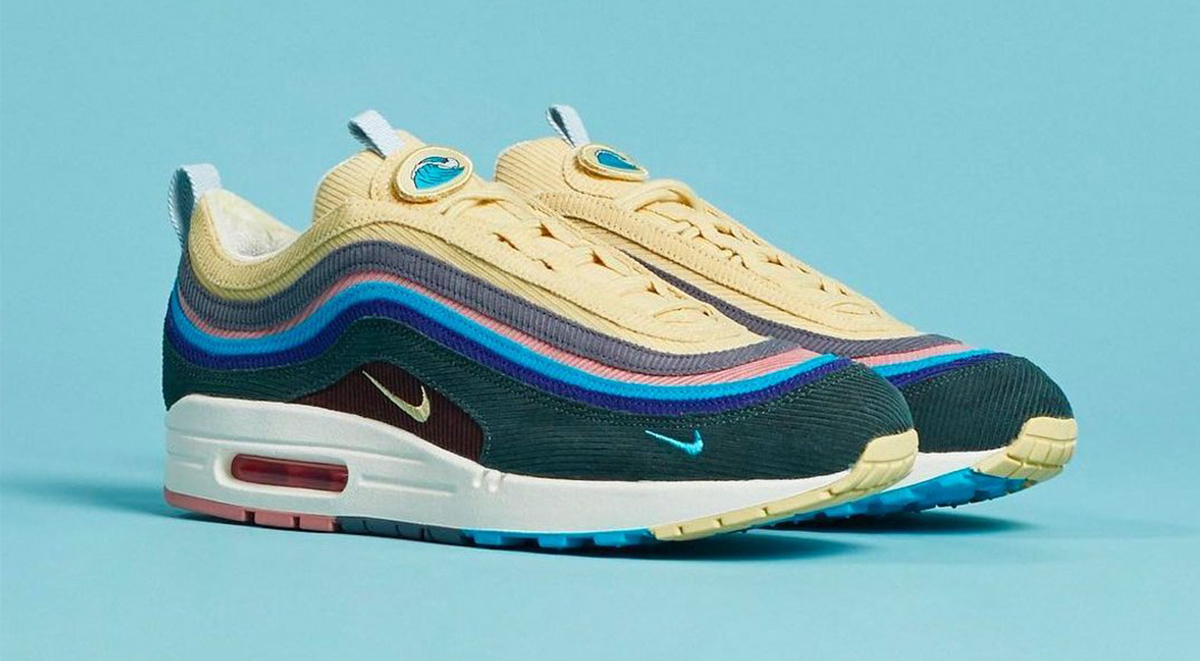 History of Air Max Sean Wotherspoon 1/97