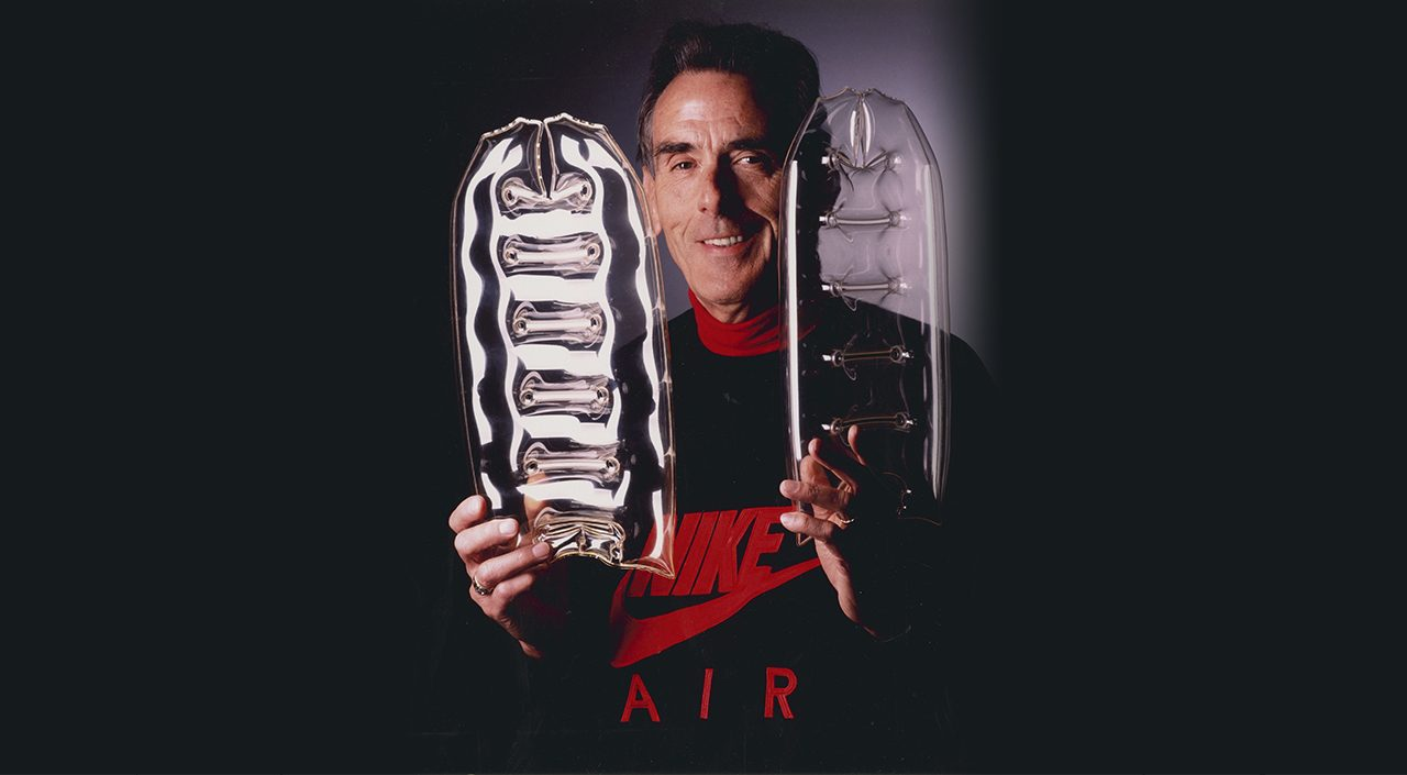 History of Air Max Marion Franklin Rudy