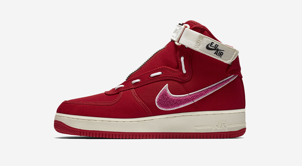 NIKE AIR FORCE 1 HIGH X EMOTIONALLY UNAVAILABLE