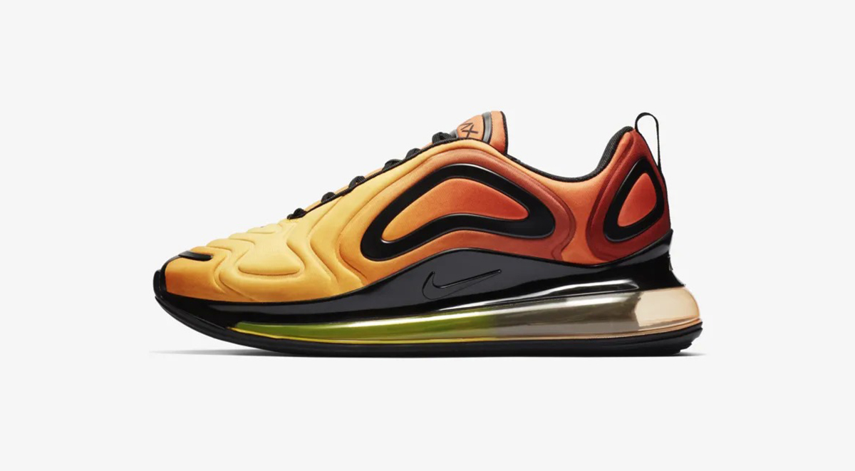 Nike Air Max 720 team orange