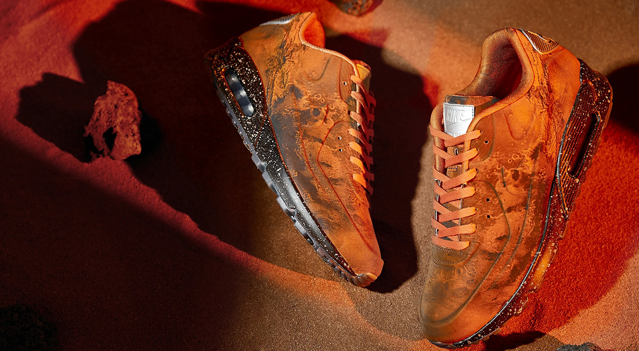 The Air Max 90 Mars Landing Heads This Week's List of