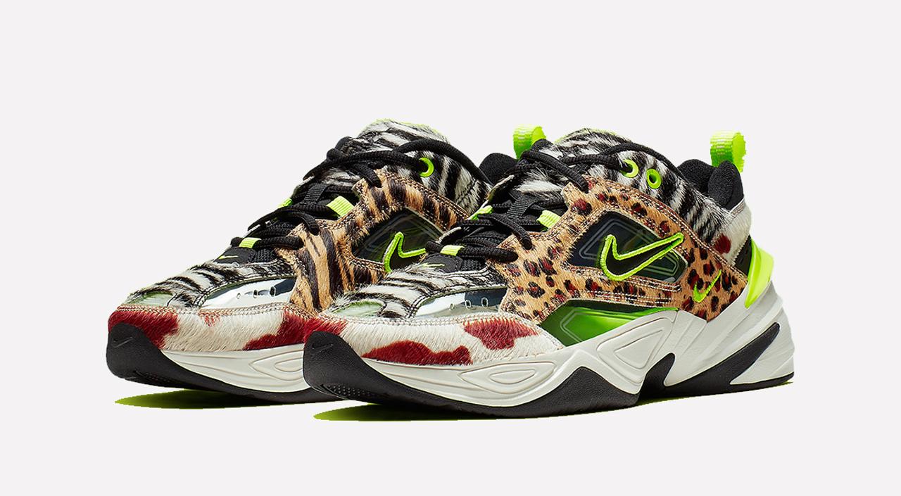 Nike M2k Tekno Animal Pack