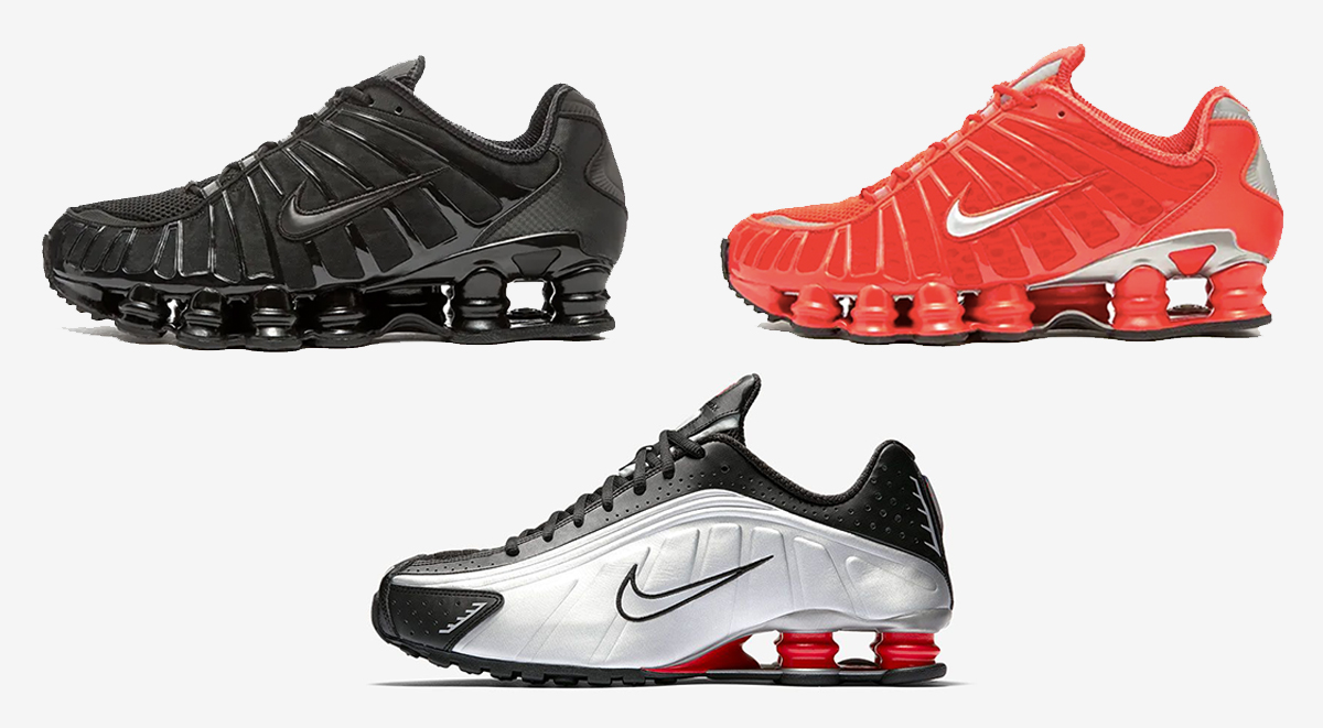 Nike Shox R4 Shox TL