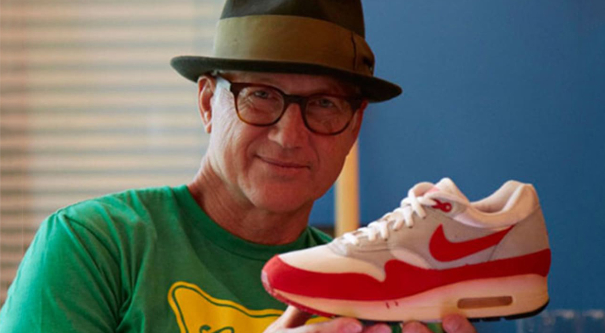 Tinker Hatfield History of Air Max