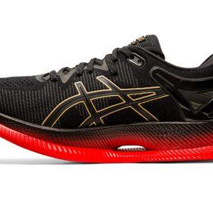 asics metaride energy saving running shoe