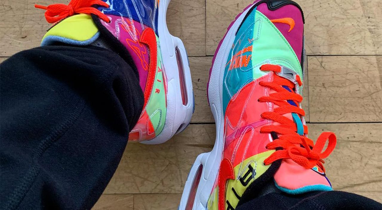 atmos x nike Air Max Day collaboration sneakers