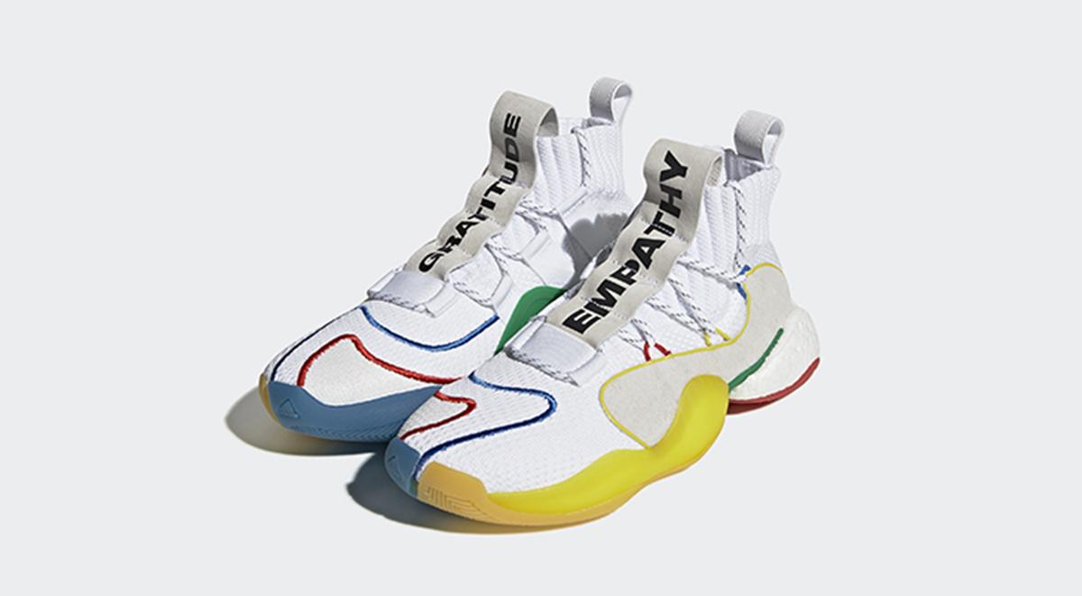 Pharrell adidas crazy byw Air Jordan 3 Tinker AM1 footwear drops march 2019