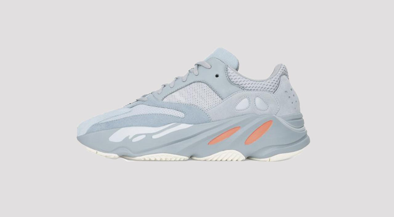 yeezy boost 700 inertia footwear drops