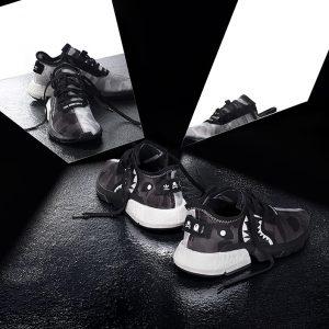 Adidas Originals x Bape x Neighborhood Collaboration Sneakers