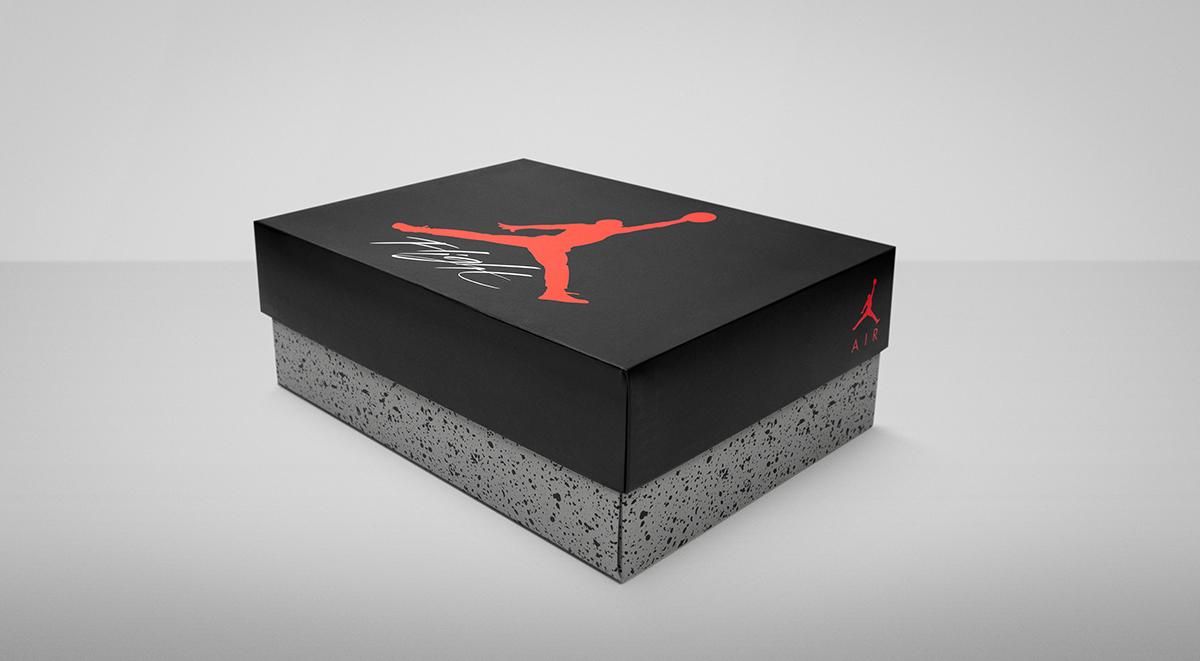 Air Jordan 4 Bred box
