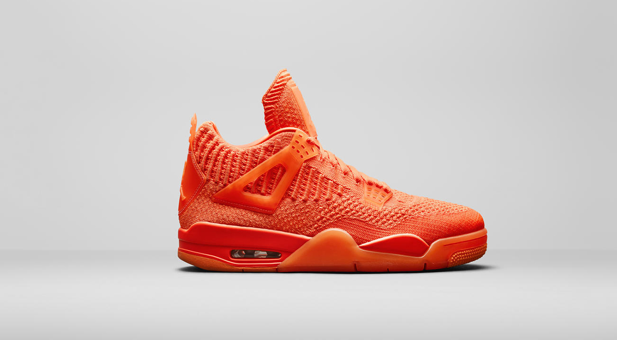 100% authentic a8709 1a855 Air Jordan 4 Flyknit Debut Among 11 Jordan Releases This Summer