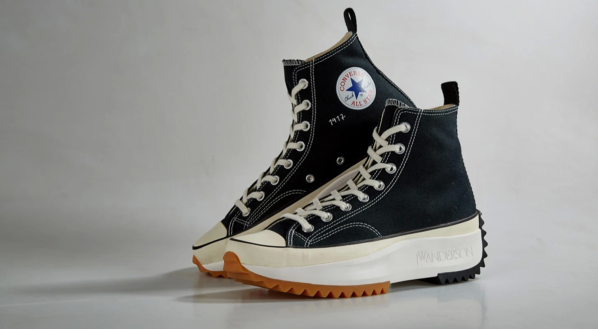 Converse x JW Anderson april sneaker releases