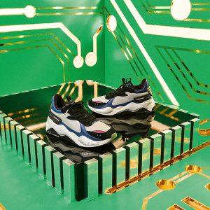Puma x Motorola RS-X Tech sneaker